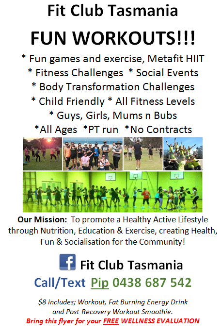 Fit Club ad 2
